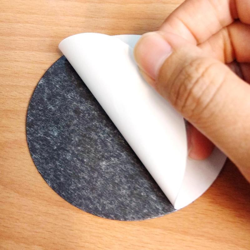 [現貨]圓形直徑87mm軟性磁鐵片(背膠) -橡膠磁鐵/軟磁鐵/可剪裁