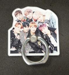 二手BTS 手機背面環(有使用過當收藏/裝飾品