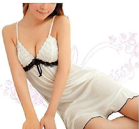 318百貨-蕾絲情趣內衣 性感誘惑連體睡衣 性感睡裙