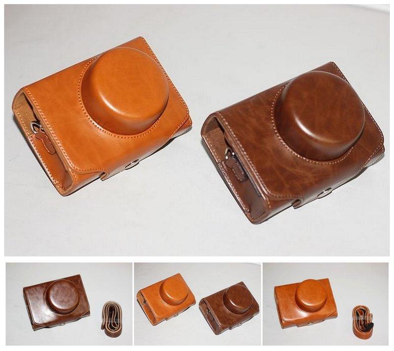[愛懶懶] Panasonic DMC-LX100 LX100 皮套 松下 LX100皮套 相機包 相機皮套 相機背包