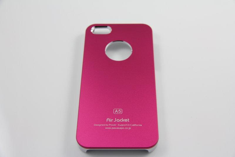 [樂活3C] iphone5 手機殼 I5 保護殼 手機  紅色 送觸控筆、防塵塞、保護貼及傳輸線