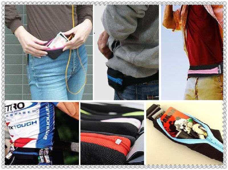 LZ 多功能戶外 腰包  防水腰包 健身腰包 騎車腰包 運動腰包