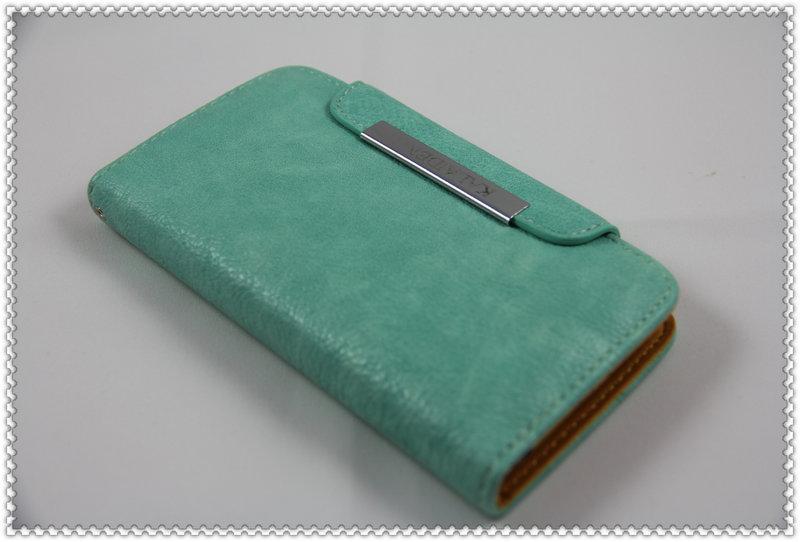 [樂活3C] 三星 S4 皮套 [卡萊登] 綠色 送觸控筆 防塵塞 保護貼 USB傳輸線