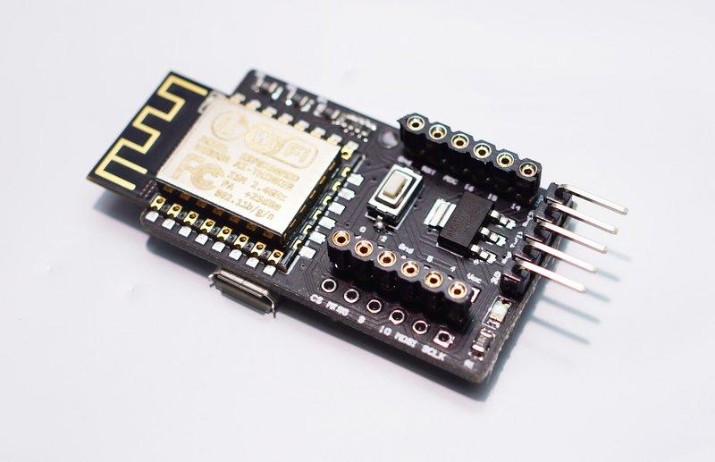 智慧語音 WF8266R ESP8266 物聯網 Siri Arduino IFTTT Line Chat Echo