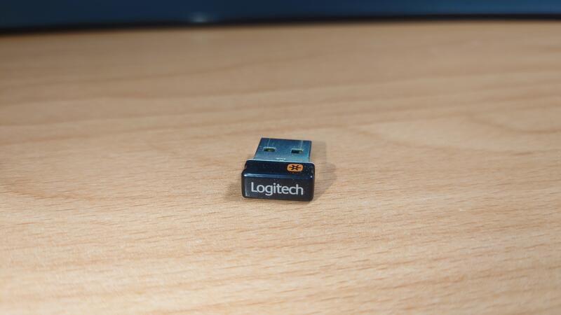 logitech 羅技 unifying 無線接收器 二手良品