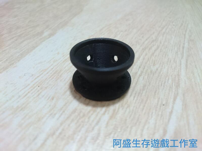【阿盛生存遊戲工作室】BAT 黑蝙蝠 069 Y&P IGUN MK23瓦斯槍滅音管內管固定器 3D列印