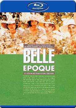 BD25G藍光影片:四千金的情人 :Belle Epoque:BD-15298