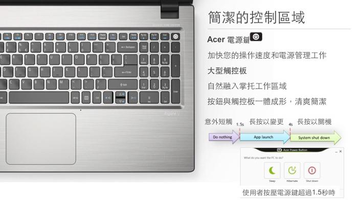 ACER V5-591G-598J 15吋筆電(i5-6300HQ)來電傳LINE更殺.店家取貨