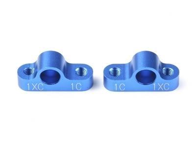 【汽車模型-免運】遙控車RC電動拼裝模型配件TA05v.2分體臂碼1C/1XCTA54174美嘉