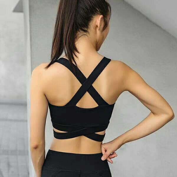 運動休閒大尺碼S-XL背心內衣上衣有氧跑步瑜珈LETS SEA-KOI時尚款必備