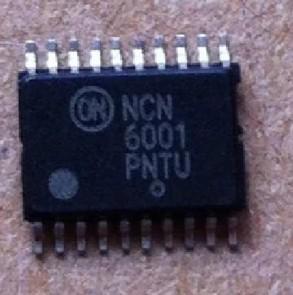 [二手拆機][含稅]原裝 NCN6001 NCN6001DTB 拆機二手現貨 可直拍