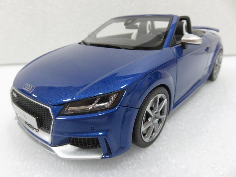 宗鑫貿易 GT SPIRIT GT209 Audi TT RS Roadster 雪邦藍