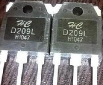 [二手拆機][含稅]原裝進口拆機 D209L 2SD209L 電源開關管 大功率管
