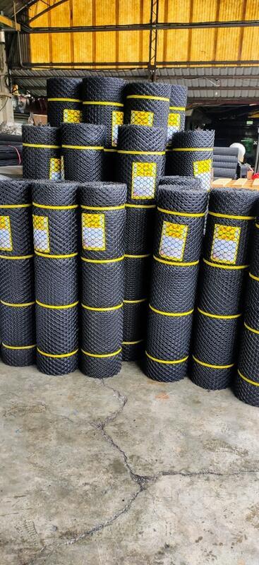 塑膠圍籬網#萬年網B級#尺寸齊全#簡易圍籬用