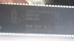 [二手拆機][含稅]超級晶片TDA11106PS/N2/3