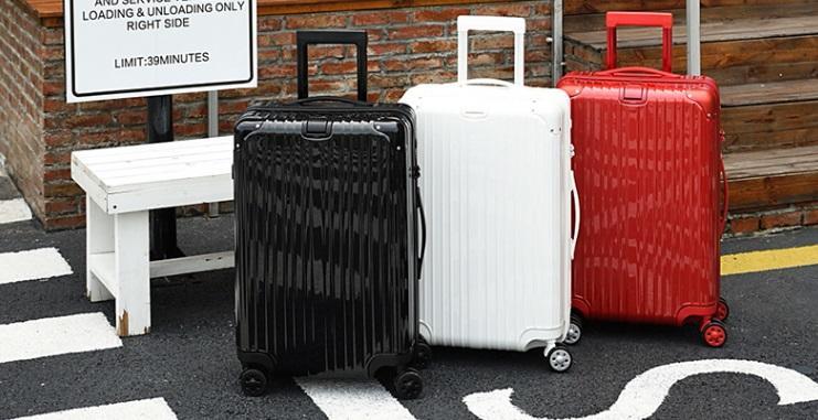 豪華拉鍊款 鋁框 29吋1800元 實拍 玫瑰金 9色 行李箱 登機箱  Lazes