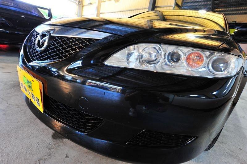 02 Mazda 馬自達 馬6 黑色 2.0  另有 02 銀色一部