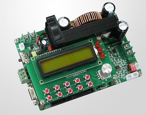 D6015A可編程數控直流穩壓恒流電源可調降壓模組隔離485 232通訊