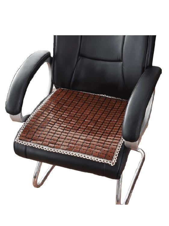999小舖涼席坐墊夏天透氣辦公室夏季電腦椅子涼墊麻將竹屁墊汽