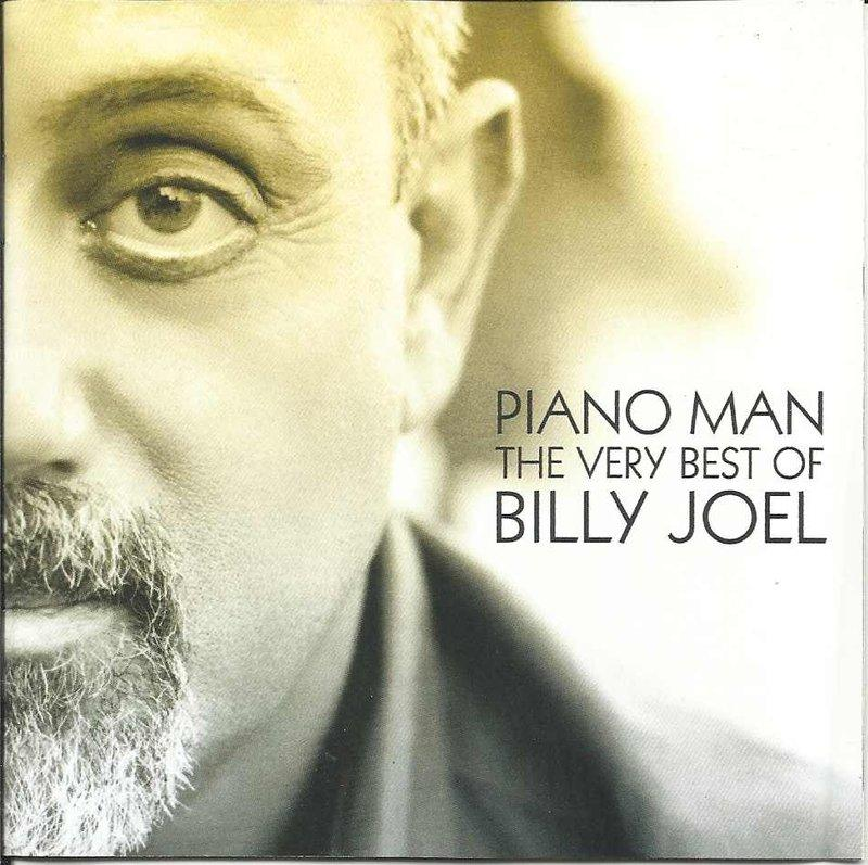 Billy Joel比利喬 鋼琴詩人白金選Piano Man-The Very Best of (CD+DVD)