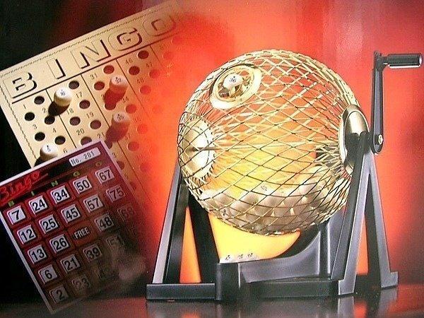 賓果機 搖獎機 8英吋金屬球賓果-75球(樂透遊戲機)BN-800型-歡樂.抽獎-摸彩【小潔大批發】