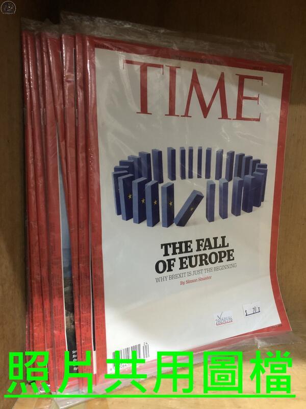 【達摩二手書坊】TIME(商品說明內有期數供選購)每本20元|28050596