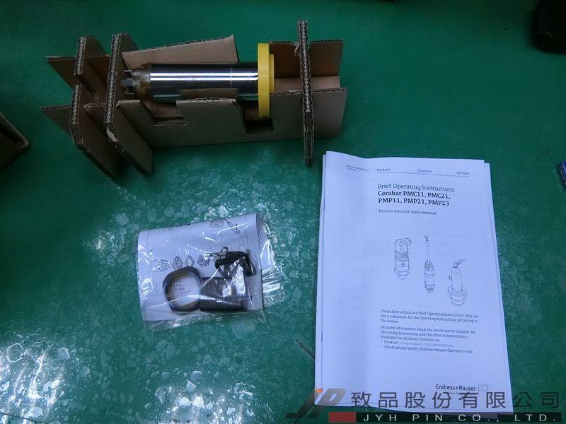 E+H 壓力傳送器 PMP23-49P0/0