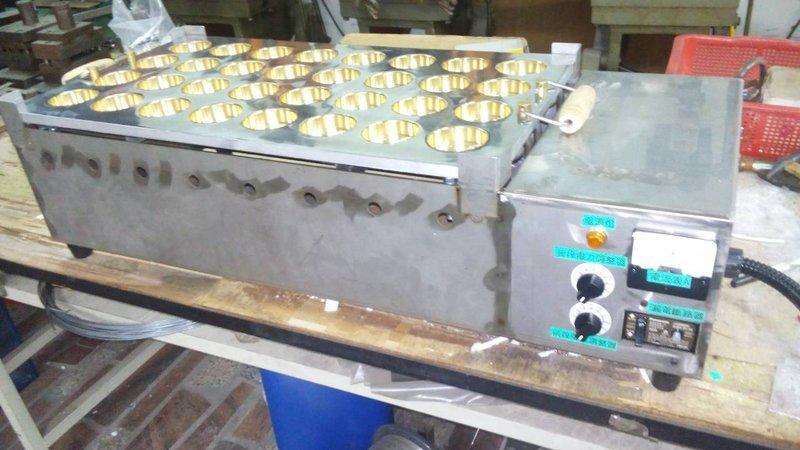 電熱  32孔  紅豆餅爐     電熱 電力  紅豆餅機   220V5.5KW 單相電源 25A