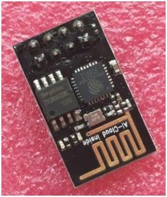 ►185◄原廠 安信可 ESP8266 ESP-01 串口 WIFI 模組 WIF 收發無線模組 Arduino