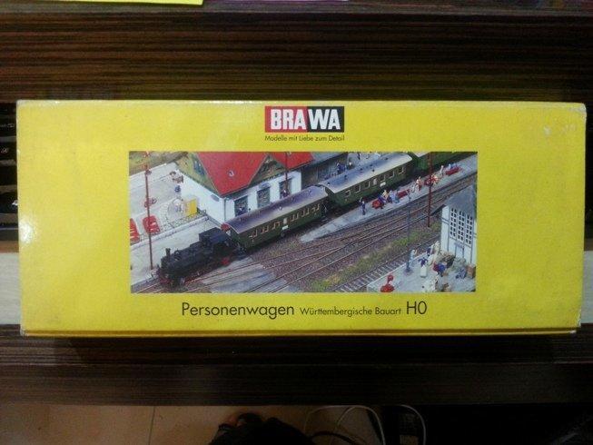 BRAWA  Personenwagen 2152 HO規