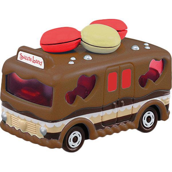 轉蛋玩具館 日版 TOMICA SHOP 限定 45周年 馬卡龍 生日甜點 巴士 咖啡VER 現貨