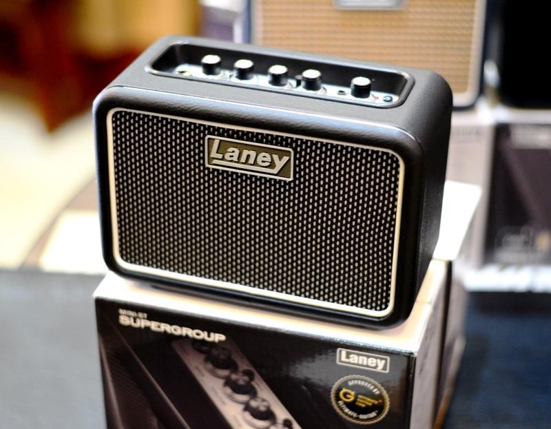 【欣和樂器】Laney Mini ST SuperG 3W*2 立體聲迷你音箱
