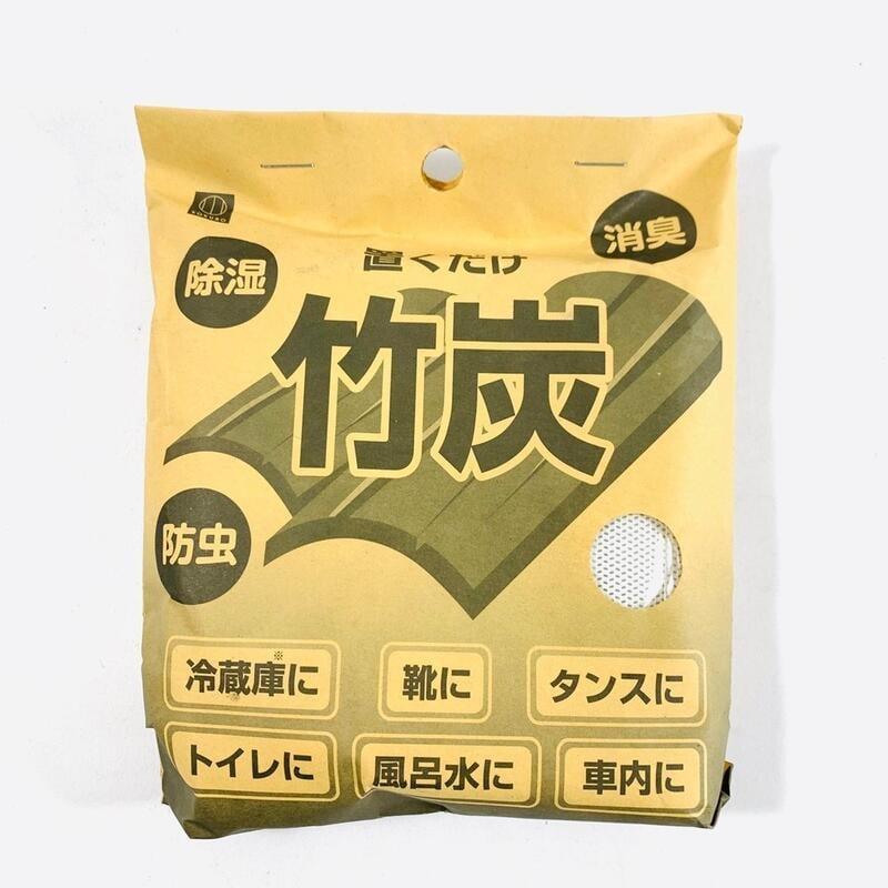 KOKUBO 日本進口 竹碳除濕消臭60g-2入 LI-2399