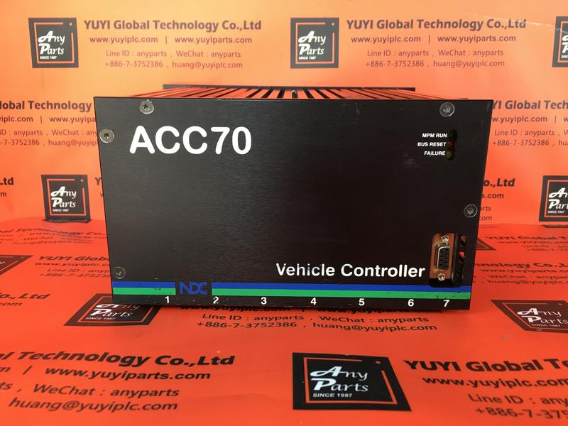 NDC ACC70 18401-18G VEHICLE CONTROLLER