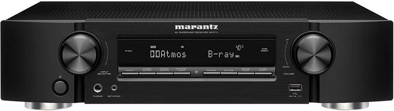 Marantz NR1711 環繞擴大機 (Jamo KEF Klipsch Quintet Wharfedale)