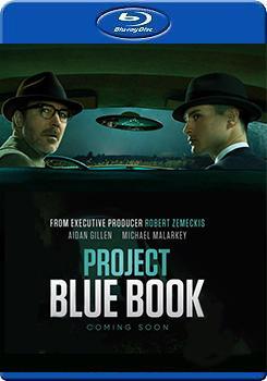 BD25G藍光影片:藍皮書計畫 第一季 :Project Blue Book Season 1 :BD-15308