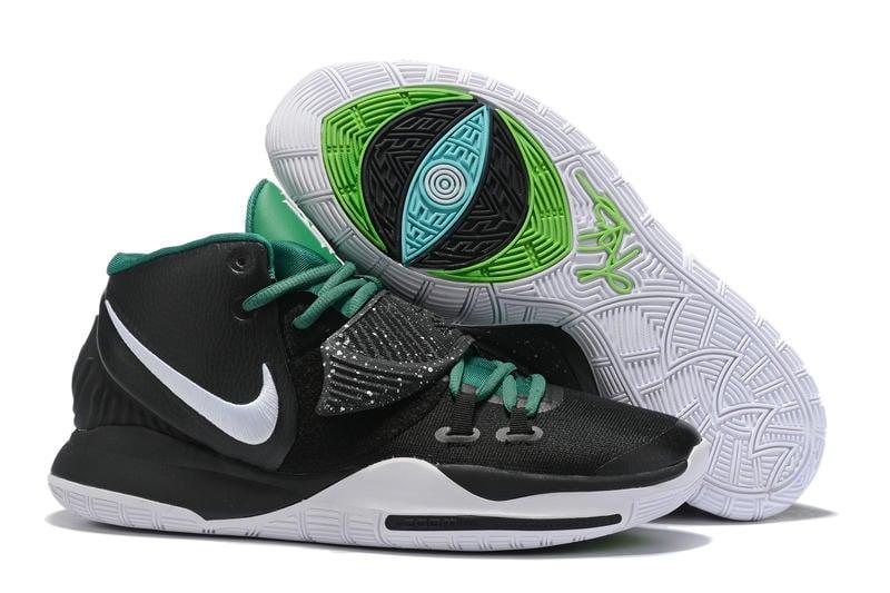 Nike Kyrie 6 PE 黑綠 公園阿伯 Irving 籃球鞋 歐文 厄文 (NT1560含運