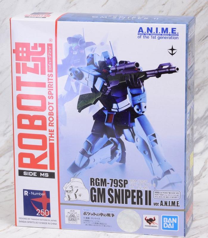 《密斯特喬》萬代 BANDAI ROBOT魂 吉姆狙擊型II Ver. A.N.I.M.E.<現貨>