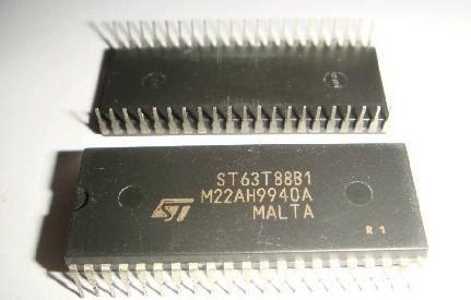 [二手拆機][含稅]拆機二手CPU ST63T88B1 保證品質