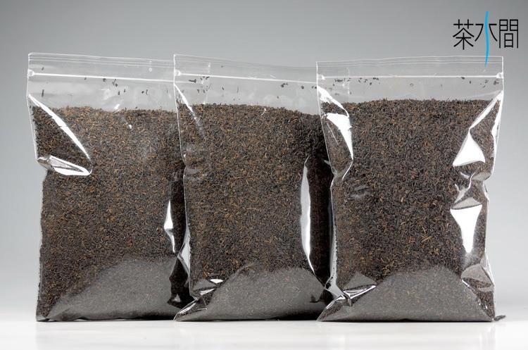 茶水間-96,細片芽茶,陳年普洱熟茶,散茶,220克裝,通過農藥殘留檢驗測試合格,健康養生一定瘦作者黎時國〔老茶房〕推薦