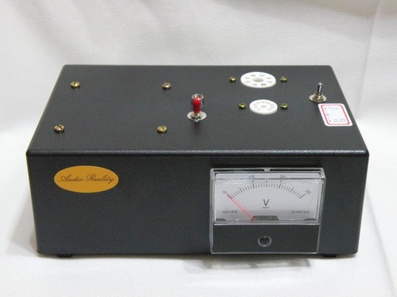 Audio Reality 真空管測試機 (6L6 / 6BQ5專用)