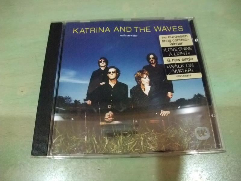 樂庭(西洋)卡翠娜與浪潮合唱團(Katrina And The Waves)-陸上行舟(Walk On Water)
