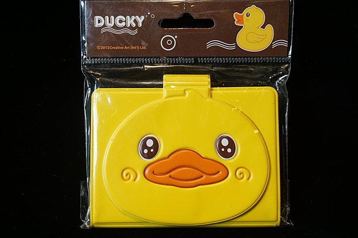 佳佳玩具----- 黃色小鴨證件套20入 名片夾 保護套 【XF2724】