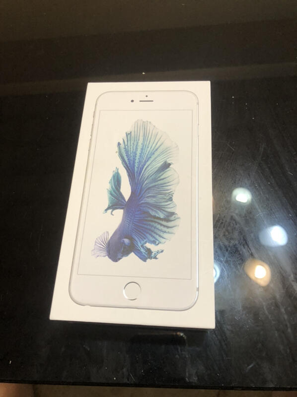 Apple iPhone 6s Plus 白 64G 近全新