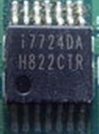 [二手拆機][含稅]I7724DA 液晶屏貼片IC