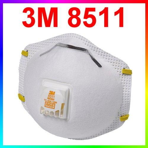 ◎智發◎3M 8511 N95防塵口罩10個(PM2.5 N95口罩 3M防塵口罩 8577 8576 8210V)