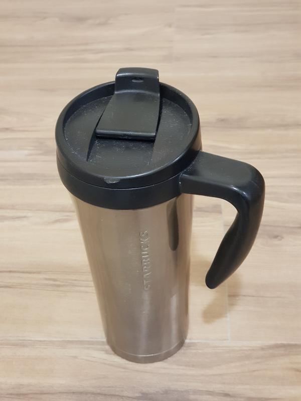 星巴克 Starbucks 不鏽鋼咖啡杯 德國購買 480ml 特大杯