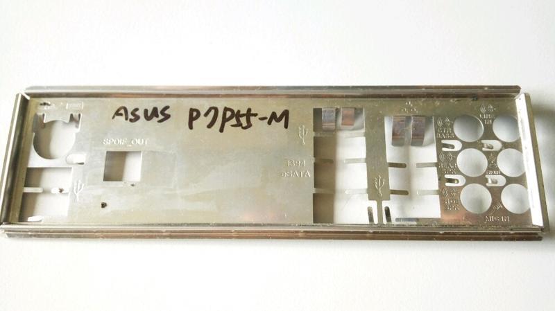 華碩 ASUS 主機板 擋板 P7P55-M / CG5285 /DP_MB
