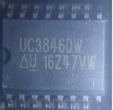 [二手拆機][含稅]貼片 UC3846DW UC3846 PWM 控制器