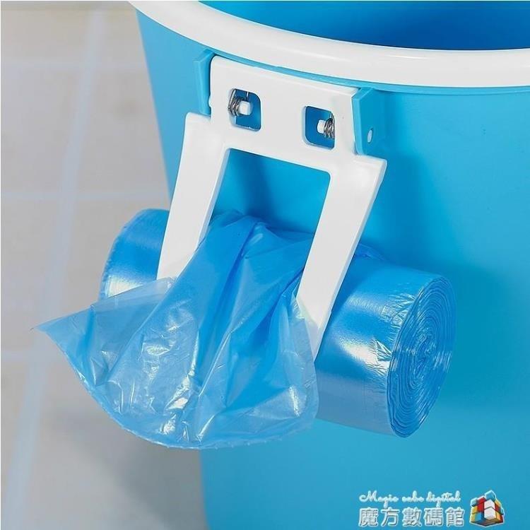 免運 可開發票 茶花茶花垃圾桶塑料垃圾桶紙簍衛生桶收納桶浴室廚房垃圾桶 〖花開物語〗